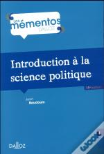 Introduction A La Science Politique - 11e Ed.