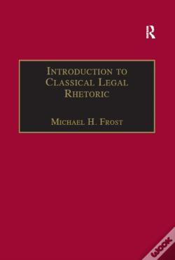 Wook.pt - Introduction To Classical Legal Rhetoric