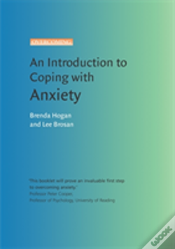 Wook.pt - Introduction To Coping With Anxiety