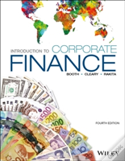 Wook.pt - Introduction To Corporate Finance, 4th Edition