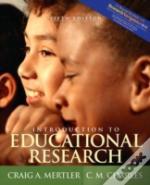 Introduction To Educational Researchand Research Navigator