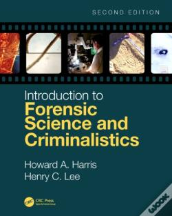 Wook.pt - Introduction To Forensic Science And Criminalistics, Second Edition