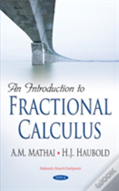 Introduction To Fractional Calculus