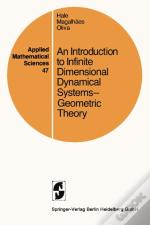 Introduction To Infinite Dimensional Dynamical Systems - Geometric Theory