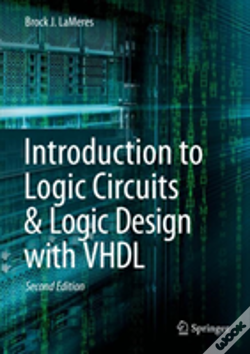 Wook.pt - Introduction To Logic Circuits & Logic Design With Vhdl