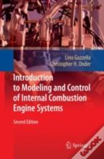 Introduction To Modeling And Control Of