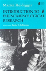 Introduction To Phenomenological Research