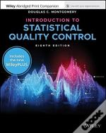 Introduction To Statistical Quality Cont