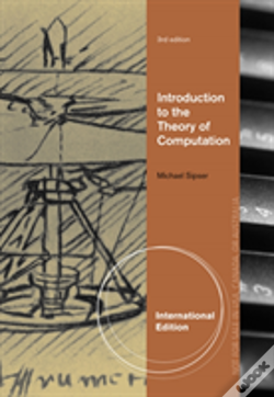 Wook.pt - Introduction To The Theory Of Computation