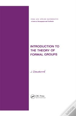 Wook.pt - Introduction To The Theory Of Formal Groups