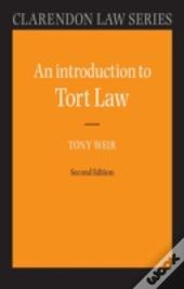 Introduction To Tort Law