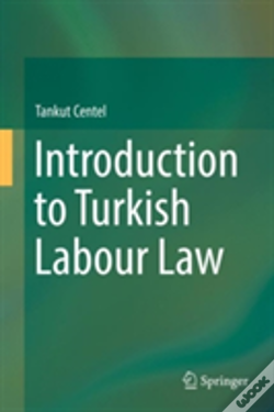 Wook.pt - Introduction To Turkish Labour Law