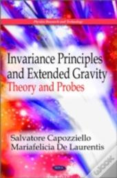 Invariance Principles & Extended Gravity