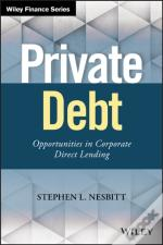 Investment Opportunities In Corporate Direct Lending