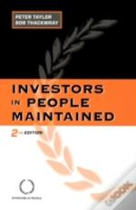 Investors In People Maintained