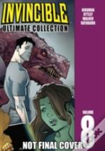 Invincible Ultimate Collection Volume 8 Hc