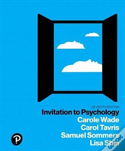 Wook.pt - Invitation To Psychology