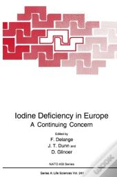 Iodine Deficiency In Europe