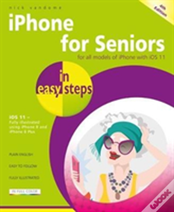 Wook.pt - Iphone For Seniors In Easy Steps 4th Edi