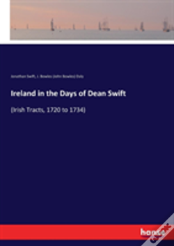 Wook.pt - Ireland In The Days Of Dean Swift