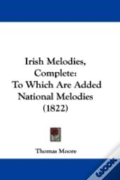 Irish Melodies, Complete