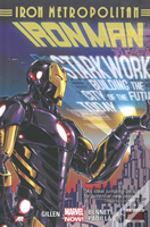 Iron Man Volume 4: Iron Metropolitan (Marvel Now)