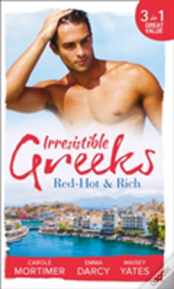 Wook.pt - Irresistible Greeks: Red-Hot And Rich