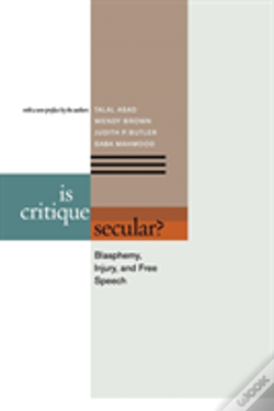 Wook.pt - Is Critique Secular?