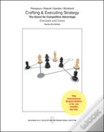 Ise Crafting & Executing Strategy: Quest Comptve Advantage: Conc & Cs