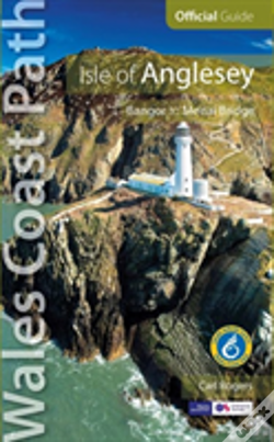 Wook.pt - Isle Of Anglesey - Wales Coast Path Official Guide