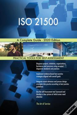 Wook.pt - Iso 21500 A Complete Guide - 2020 Edition
