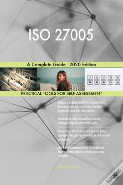 Wook.pt - Iso 27005 A Complete Guide - 2020 Edition