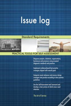 Wook.pt - Issue Log Standard Requirements