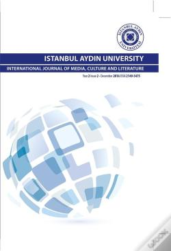 Wook.pt - Istanbul Aydin University International Journal Of Media, Culture And Literature