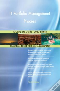 Wook.pt - It Portfolio Management Process A Complete Guide - 2020 Edition