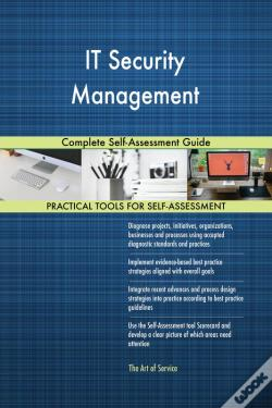 Wook.pt - It Security Management Complete Self-Assessment Guide