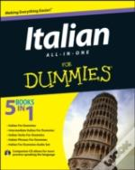Italian All-In-One For Dummies With Cd