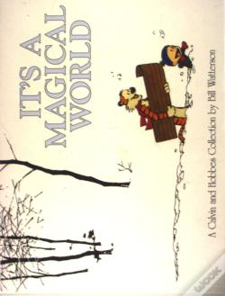 Wook.pt - It'S A Magical World: A Calvin & Hobbes Collection