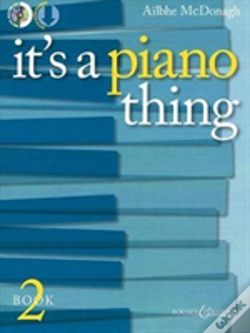Wook.pt - Its A Piano Thing Book 2