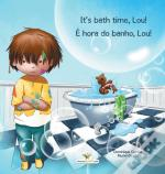 It'S Bath Time, Lou! - E Hora Do Banho, Lou!