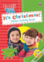 It'S Christmas! A Ladybird Topsy And Tim Sticker Activity Book