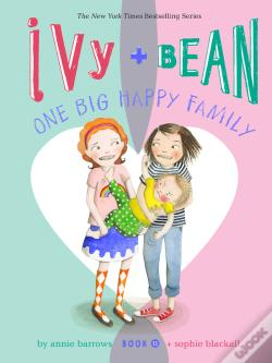 Wook.pt - Ivy And Bean One Big Happy Family