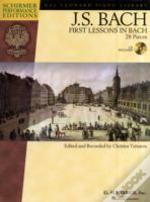 J S Bach First Lessons In Bach