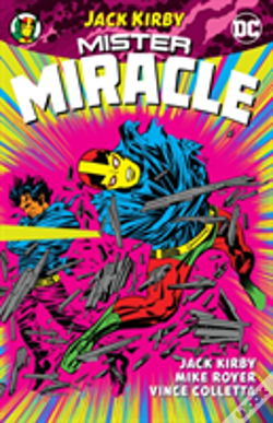 Wook.pt - Jack Kirby'S Mister Miracle