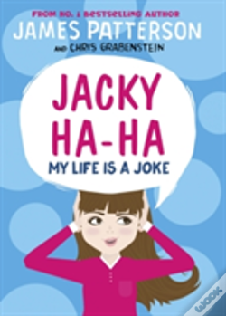 Wook.pt - Jacky Ha-Ha: My Life Is A Joke