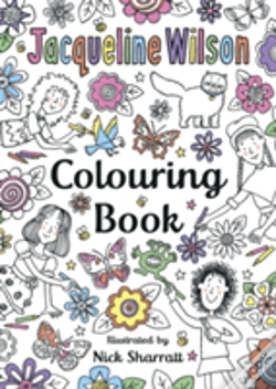 Wook.pt - Jacqueline Wilson Colouring Book