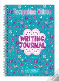 Wook.pt - Jacqueline Wilson Writing Journal