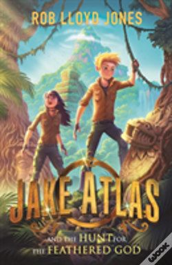 Wook.pt - Jake Atlas And The Hunt For The Feathered God