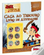 Jake & os Piratas da Terra do Nunca - Caça ao Tesouro