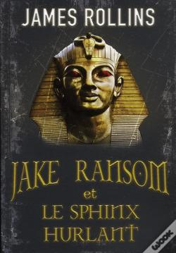 Wook.pt - Jake Ransom Et Le Sphinx Hurlant T.2